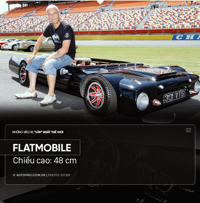 Điểm danh xe siêu lùn: Thấp nhất chỉ hai gang tay - Ảnh 14.