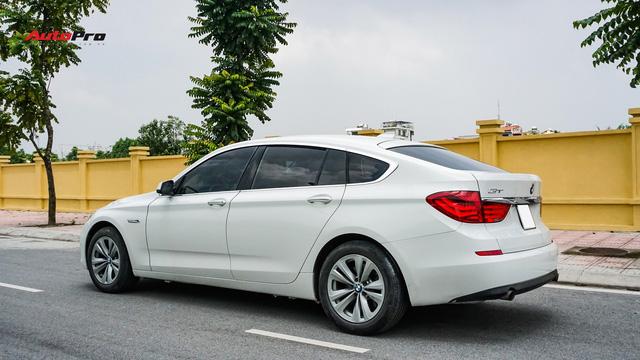BMW 5-Series Gran Turismo 7 năm tuổi có giá rẻ hơn BMW 3-Series Gran Turismo mua mới - Ảnh 4.