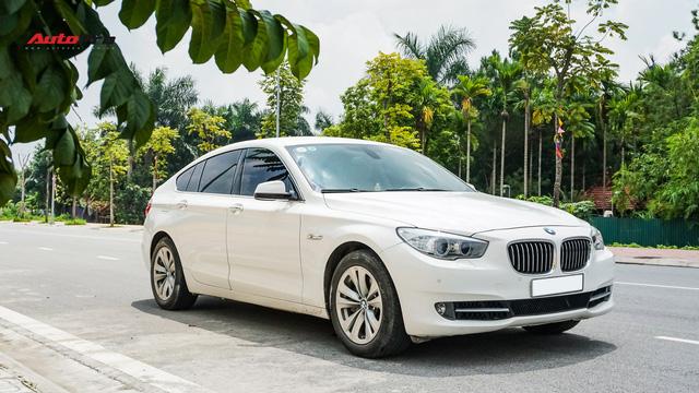 BMW 5-Series Gran Turismo 7 năm tuổi có giá rẻ hơn BMW 3-Series Gran Turismo mua mới - Ảnh 6.
