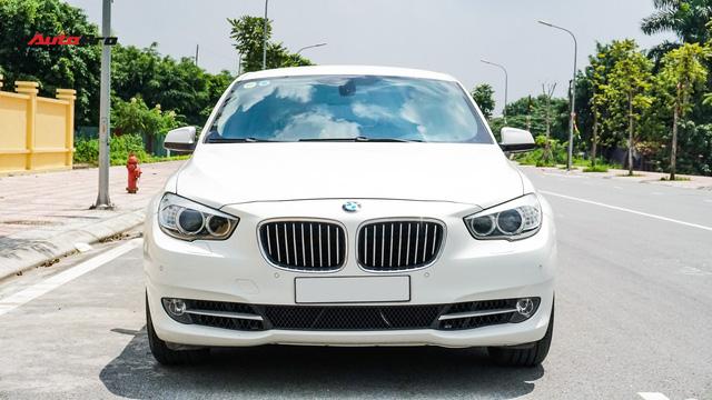 BMW 5-Series Gran Turismo 7 năm tuổi có giá rẻ hơn BMW 3-Series Gran Turismo mua mới - Ảnh 15.