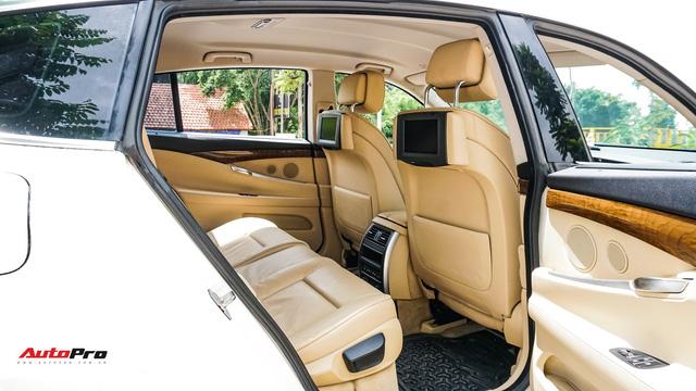 BMW 5-Series Gran Turismo 7 năm tuổi có giá rẻ hơn BMW 3-Series Gran Turismo mua mới - Ảnh 13.