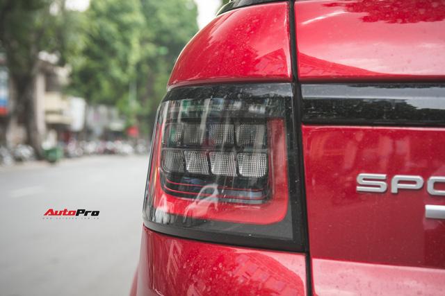 Dân chơi Lào sang Việt Nam bằng Range Rover Sport 2018 khiến đại gia Việt phát thèm - Ảnh 11.