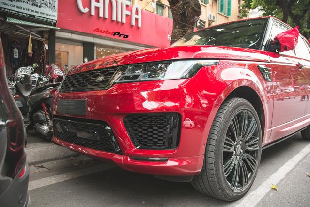 Dân chơi Lào sang Việt Nam bằng Range Rover Sport 2018 khiến đại gia Việt phát thèm - Ảnh 5.