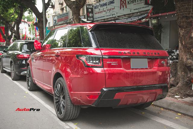Dân chơi Lào sang Việt Nam bằng Range Rover Sport 2018 khiến đại gia Việt phát thèm - Ảnh 10.