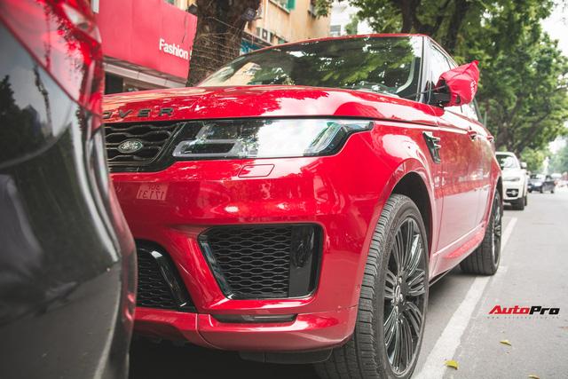Dân chơi Lào sang Việt Nam bằng Range Rover Sport 2018 khiến đại gia Việt phát thèm - Ảnh 3.