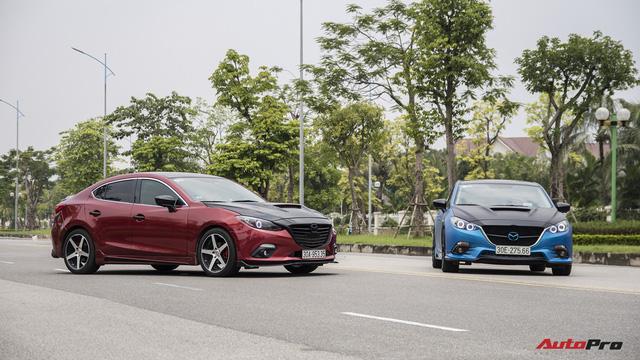 Dân chơi Việt tự độ Mazda3 full option nhất Việt Nam trong hơn 2 năm - Ảnh 7.