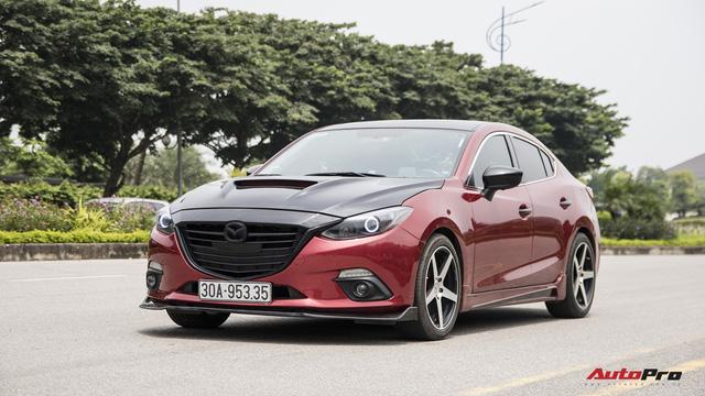 Dân chơi Việt tự độ Mazda3 full option nhất Việt Nam trong hơn 2 năm - Ảnh 2.