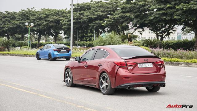 Dân chơi Việt tự độ Mazda3 full option nhất Việt Nam trong hơn 2 năm - Ảnh 9.