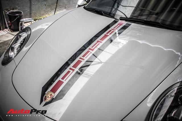 Porsche 911 Targa 4S độc đáo của đại gia Sài Gòn sở hữu cả Ferrari 488 GTB và Rolls-Royce Ghost - Ảnh 3.