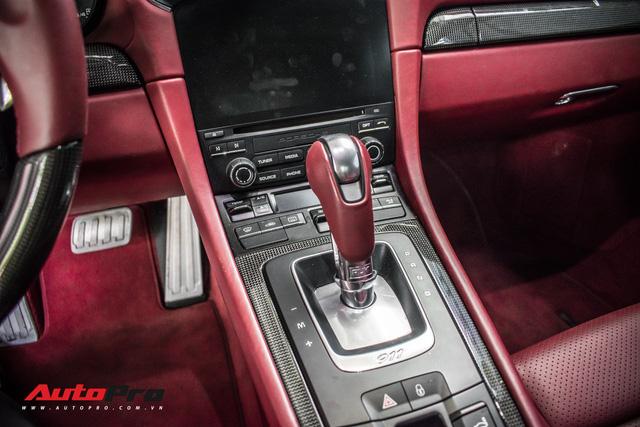 Porsche 911 Targa 4S độc đáo của đại gia Sài Gòn sở hữu cả Ferrari 488 GTB và Rolls-Royce Ghost - Ảnh 16.