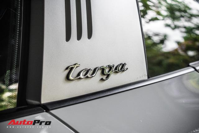 Porsche 911 Targa 4S độc đáo của đại gia Sài Gòn sở hữu cả Ferrari 488 GTB và Rolls-Royce Ghost - Ảnh 11.