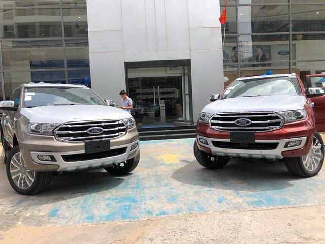 Lộ thông số chi tiết Ford Everest trước ngày ra mắt tại Việt Nam, giá cao nhất có thể hơn 1,4 tỷ đồng - Ảnh 1.