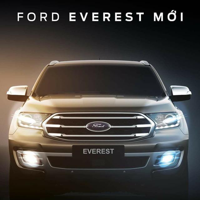Chiều nay, Ford Everest bản nâng cấp mới ra mắt tại Việt Nam - Ảnh 1.