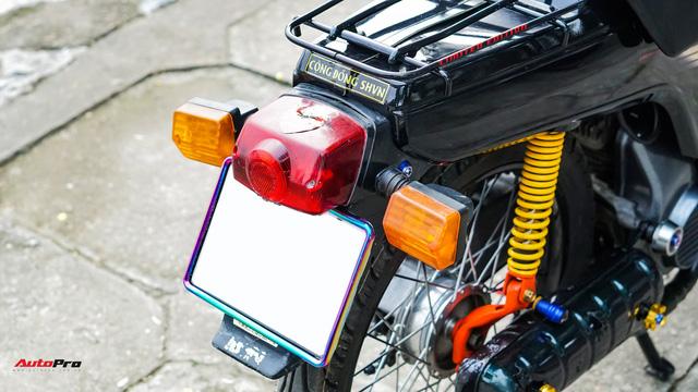 Thợ Việt hồi sinh Honda SH đời đầu 1984 từ đống phế liệu thành hàng hiếm trên phố - Ảnh 11.
