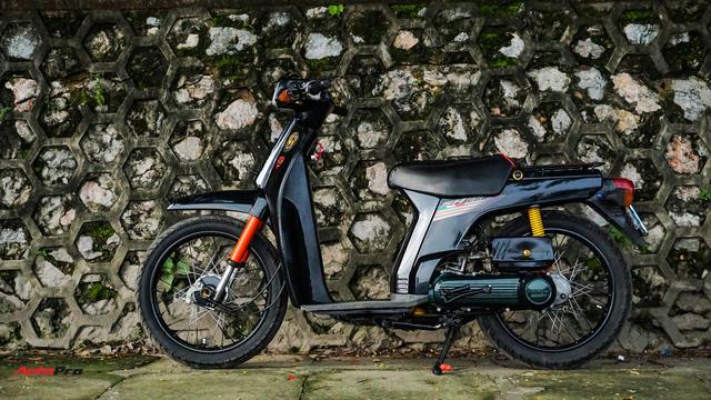 Thợ Việt hồi sinh Honda SH đời đầu 1984 từ đống phế liệu thành hàng hiếm trên phố - Ảnh 13.
