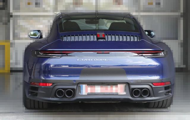 Porsche 911 mới chưa ra mắt nhưng đã lộ diện hoàn toàn trên phố - Ảnh 5.