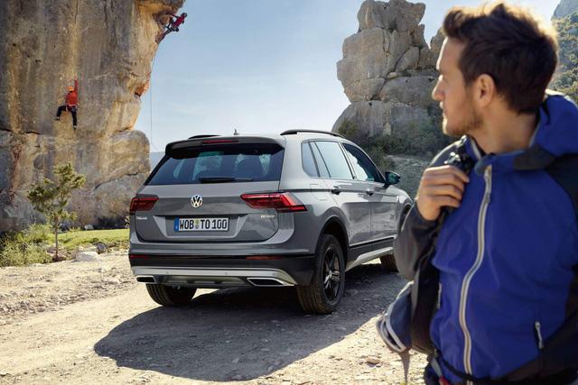 Thích Volkswagen Tiguan và mê offroad, đây sẽ là chiếc xe dành cho bạn - Ảnh 2.