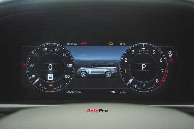 Chi tiết Range Rover HSE phiên bản 2018 vừa cập bến Hà Nội - Ảnh 12.