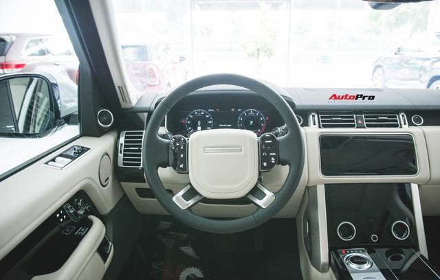 Chi tiết Range Rover HSE phiên bản 2018 vừa cập bến Hà Nội - Ảnh 11.