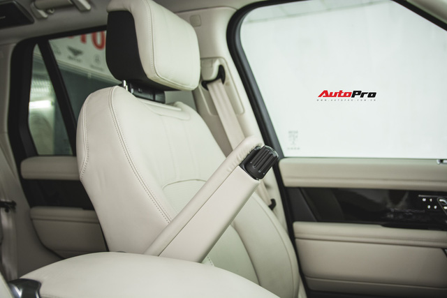 Chi tiết Range Rover HSE phiên bản 2018 vừa cập bến Hà Nội - Ảnh 14.