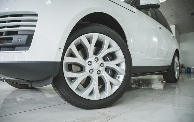 Chi tiết Range Rover HSE phiên bản 2018 vừa cập bến Hà Nội - Ảnh 7.
