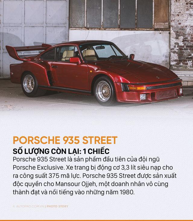 Giới siêu giàu cũng chưa chắc mua được 10 mẫu Porsche sau đây - Ảnh 10.