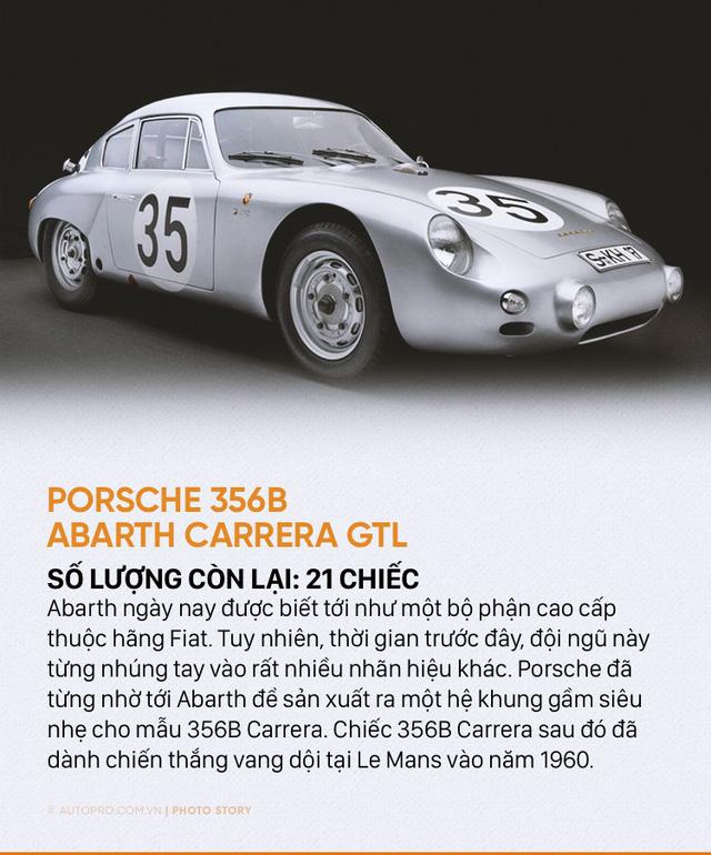 Giới siêu giàu cũng chưa chắc mua được 10 mẫu Porsche sau đây - Ảnh 1.