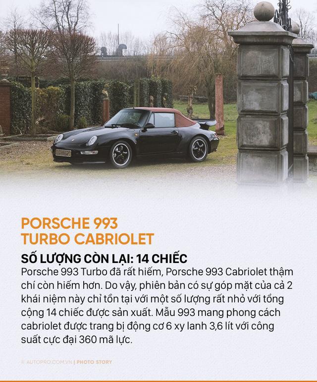 Giới siêu giàu cũng chưa chắc mua được 10 mẫu Porsche sau đây - Ảnh 5.