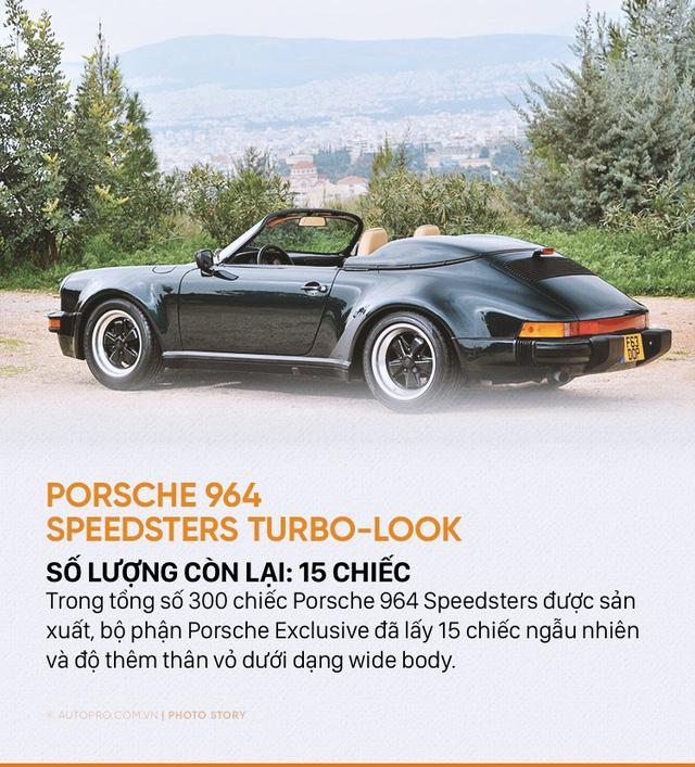 Giới siêu giàu cũng chưa chắc mua được 10 mẫu Porsche sau đây - Ảnh 4.