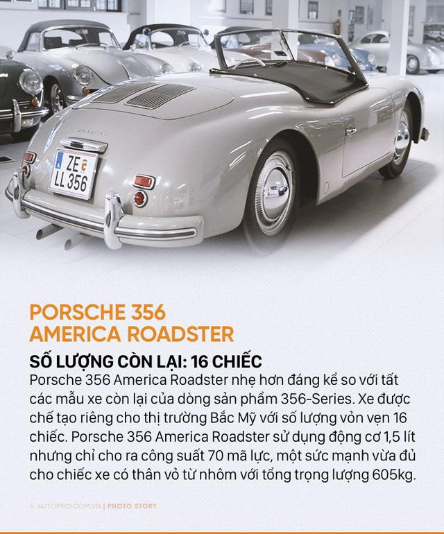 Giới siêu giàu cũng chưa chắc mua được 10 mẫu Porsche sau đây - Ảnh 3.