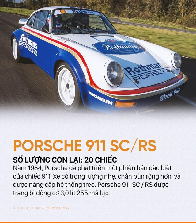 Giới siêu giàu cũng chưa chắc mua được 10 mẫu Porsche sau đây - Ảnh 2.