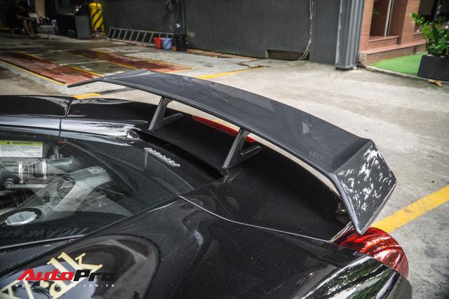 Thợ Nhật sang tận Việt Nam độ Ferrari 488 GTB Liberty Walk đầu tiên cho đại gia Hà Nội - Ảnh 10.