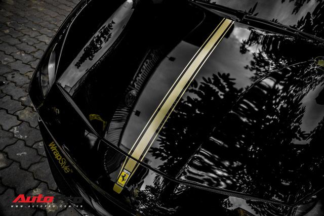 Thợ Nhật sang tận Việt Nam độ Ferrari 488 GTB Liberty Walk đầu tiên cho đại gia Hà Nội - Ảnh 9.
