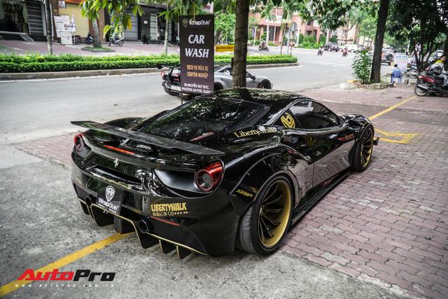 Thợ Nhật sang tận Việt Nam độ Ferrari 488 GTB Liberty Walk đầu tiên cho đại gia Hà Nội - Ảnh 16.