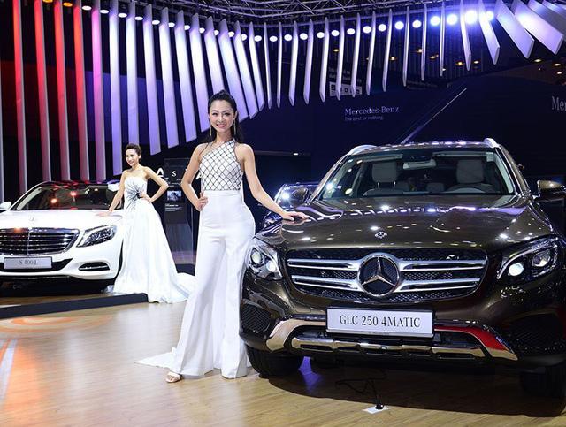 Triệu hồi nhiều xe Mercedes-Benz GLC tại Việt Nam - Ảnh 1.