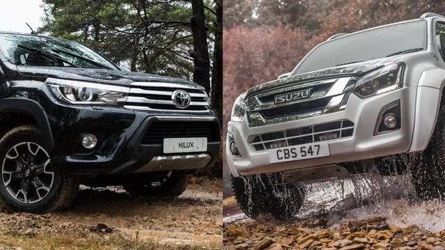 Toyota chia tay Isuzu, bán lại cổ phần cho đối tác