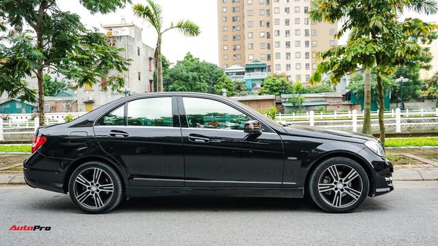 Mercedes-Benz C200 Edition C có gì để trở thành một mẫu xe cũ đáng mua? - Ảnh 3.