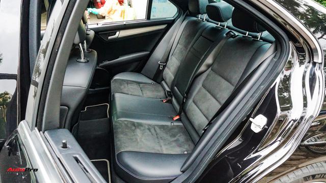 Mercedes-Benz C200 Edition C có gì để trở thành một mẫu xe cũ đáng mua? - Ảnh 17.