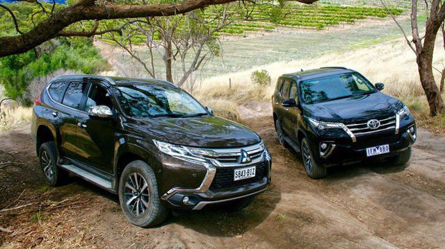 Thêm phiên bản máy dầu mới, Mitsubishi Pajero Sport có gì để cạnh tranh Toyota Fortuner? - Ảnh 1.