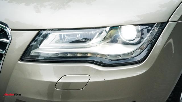 Audi A7 Sportback 7 năm tuổi bán lại 1,5 tỷ đồng tại Hà Nội - Ảnh 2.