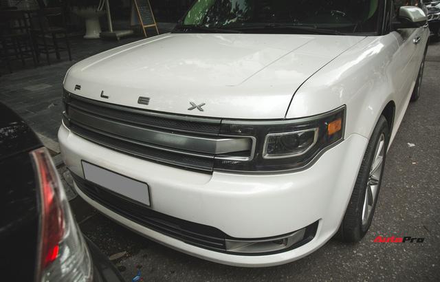 Ford Flex - Xe gia đình cỡ lớn giá trên 2 tỷ đồng cho đại gia Việt thích hàng độc - Ảnh 6.
