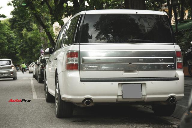 Ford Flex - Xe gia đình cỡ lớn giá trên 2 tỷ đồng cho đại gia Việt thích hàng độc - Ảnh 4.