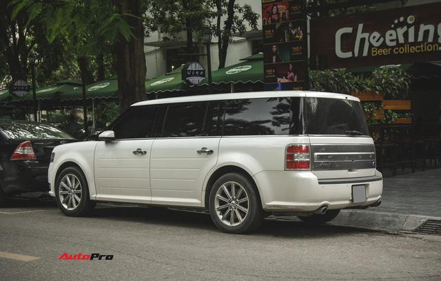 Ford Flex - Xe gia đình cỡ lớn giá trên 2 tỷ đồng cho đại gia Việt thích hàng độc - Ảnh 3.