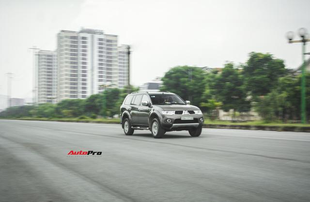 Đánh giá Mitsubishi Pajero Sport qua 4 năm sử dụng: Chất ở động cơ, nhược về tiện nghi - Ảnh 13.