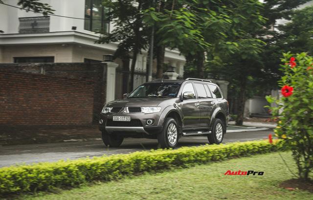 Đánh giá Mitsubishi Pajero Sport qua 4 năm sử dụng: Chất ở động cơ, nhược về tiện nghi - Ảnh 12.