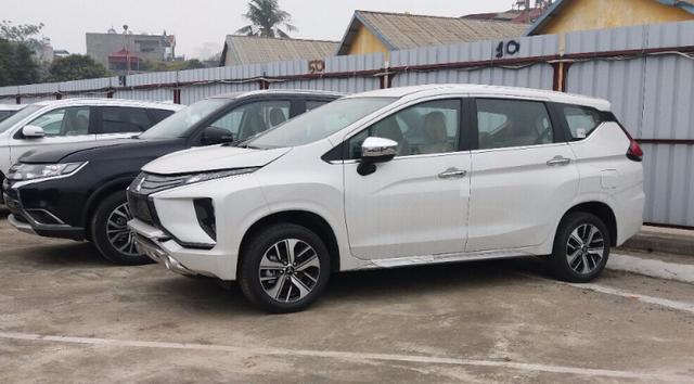 Chiều nay, Mitsubishi ra mắt xe Xpander, mở ra một phân khúc hoàn toàn mới tại Việt Nam - Ảnh 1.