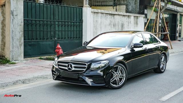 Chấp nhận lỗ 190 triệu đồng, chủ xe Mercedes-Benz E300 AMG bán lại dù chưa chạy tới 10.000 km