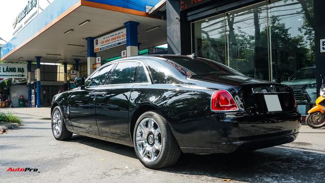 Chi tiết Rolls-Royce Ghost bán lại với giá gần 11 tỷ đồng tại Hà Nội - Ảnh 6.