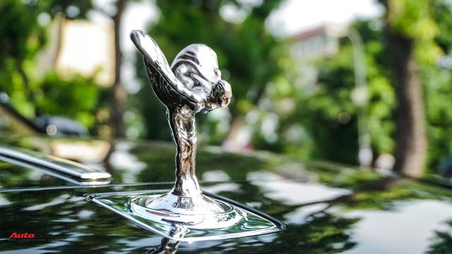 Chi tiết Rolls-Royce Ghost bán lại với giá gần 11 tỷ đồng tại Hà Nội - Ảnh 2.