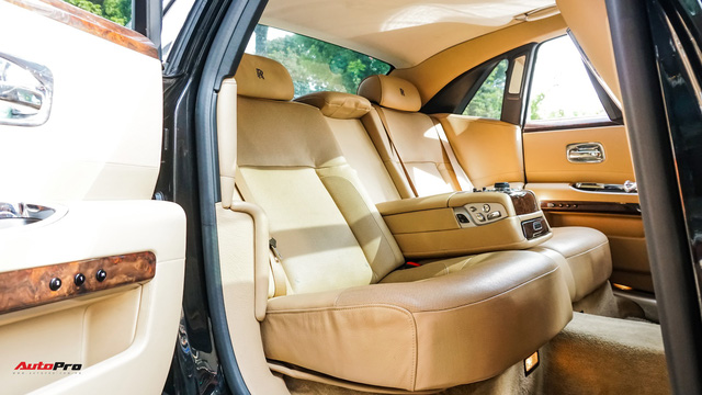 Chi tiết Rolls-Royce Ghost bán lại với giá gần 11 tỷ đồng tại Hà Nội - Ảnh 16.
